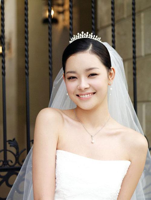 Trang Điểm Cho Cô Dâu Kiểu Hàn Quốc