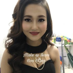 Nhận Trang Điểm Chụp Hình Chân Dung Tại Nhà - Hoa Hồng Makeup 1