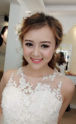 Trang điểm cô dâu ở Bến Tre
