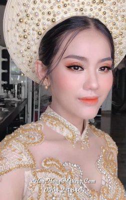 Trang điểm cô dâu ở Trà Vinh