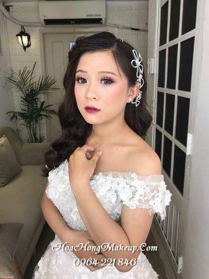 Trang điểm cô dâu ở Bình Định